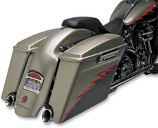 Cycle Visions 4 inch Fender For Harley-Davidson Softails