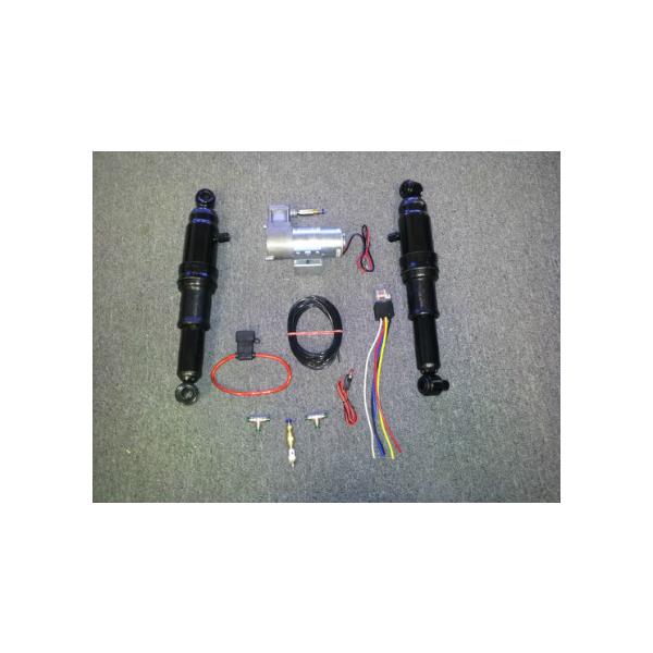 low baller air ride kit for harley davidson