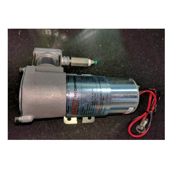 cylent cycles air ride compressor